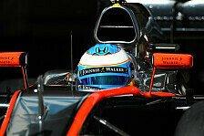 Formel 1 - Boullier und Alonso kontern Amnesie-Gerüchte