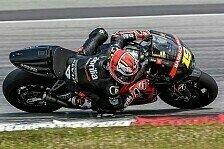 MotoGP - Aprilia-Piloten: Neuer Rahmen bringt Fortschritte