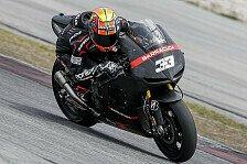MotoGP - Melandri verzweifelt: Ich kann so nicht fahren