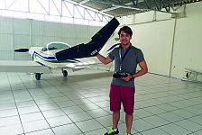 DTM - Urlaub mit Augusto Farfus