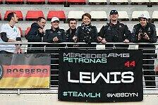 Formel 1 - Coulthard: Hamilton dieses Jahr unter Druck