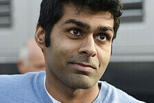 Formel E - Video: Karun Chandhok - Das gro�e Portrait