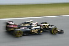 Formel 1 - Lotus hat 2015 Williams im Visier