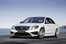 Auto - Die neue High Performance Referenz in der Luxusklasse: BRABUS ROCKET 900 auf Basis des Mercedes S 65