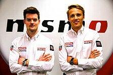 WEC - Chilton startet für Nissan in Le Mans