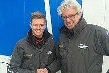 ADAC Formel 4 - Mick Schumacher fährt für Van Amersfoort Racing