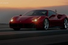 Auto - Video: Der Ferrari 488 GTB