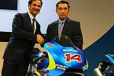 MotoGP - Video: Suzuki-Boss Brivio im Interview