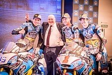 MotoGP - Bilder: Teampr�sentation Marc VDS Racing