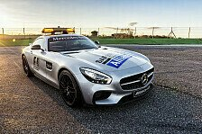 Formel 1 - Bilder: Mercedes AMG GT S Safety Car