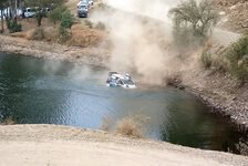 WRC - Video: T�naks Horrorunfall in Mexiko