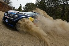 WRC - Video: Volkswagen: Latvala f�llt aus, Ogier klar in F�hrung