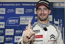 WTCC - Enge Qualifikation in Marokko: Lopez in Marrakesch auf der Pole Position