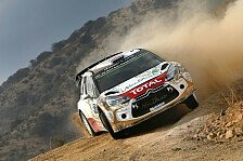 WRC - Video: Citroen-R�ckblick Rallye Mexiko