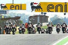 Moto3 Standard / Moto3 GP - MotoGP Rechtehalter Dorna befürwortet Austragung