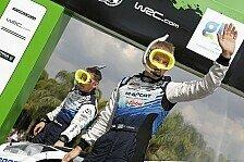 WRC - Video: WRC: Die zehn kuriosesten Erlebnisse von Beifahrern