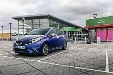 Auto - Sportliche Optik: Nissan Note N-TEC: Hightech-Sondermodell
