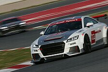 Mehr Motorsport - Video: Audi Sport TT Cup: Die Autos in Action!