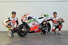 MotoGP - Bilder: Pramac präsentiert 2015er-Bike