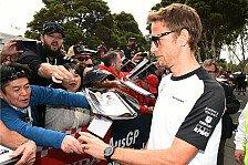 Formel 1 - Button: Fan-Umfrage wird nichts bewegen