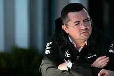 Formel 1 - Boullier sch�pft Mut aus China : McLaren: Mehr Power in Bahrain