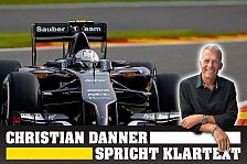 Formel 1 - Klartext - Christian Danner: Fall van der Garde
