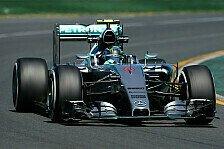Formel 1 - Trotz Bestzeit: Mercedes hadert mit dem Setup