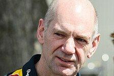 Formel 1 - Newey arbeitet an Red-Bull-Straßenauto
