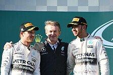 Formel 1 - Coulthard über Rosbergs Verhalten verwundert