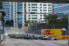 Formel E - Strecke zum ePrix in Paris veröffentlicht