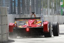 Formel E - Di Grassi erobert Tabellenf�hrung: Piquet Jr. dominiert in Long Beach