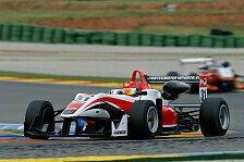 Formel 3 EM - Testfahrten Valencia