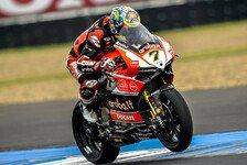 Superbike - Ducatis Panigale kann doch siegen