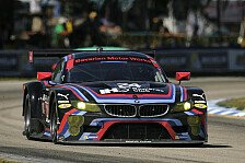 USCC - BMW Team RLL nimmt Long Beach in Angriff