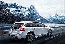 Auto - Neuer Volvo S60 und V60 ab sofort bestellbar