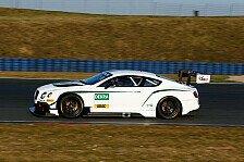 NLS - Bentley Team HTP: Debüt auf der Nordschleife