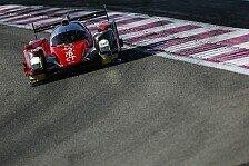 ELMS - TDS Racing mit Bestzeit an Testtag zwei