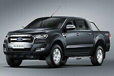 Auto - Ford stellt neuen Ranger in Bangkok vor