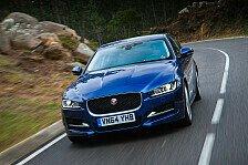 Auto - Jaguar präsentiert neuen XE in Köln