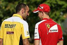 Formel 1, Vettel 2021 zu Renault? Teamchef gesteht Interesse