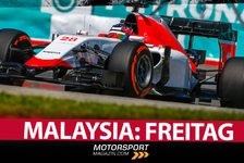 Formel 1 - Video: MSM TV: Hut ab vor Manor!