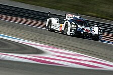 WEC - Audi in engem Sektor schneller: Hitzinger: Porsche nicht im Low Downforce Trimm