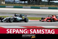 Formel 1 - Video: MSM TV: Ferrari jagt Mercedes in Malaysia