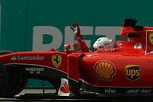 Formel 1 - Video: Vettel-Funk: Ferrari is back!
