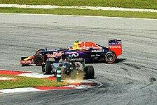 Formel 1 - Fernley fordert mehr Nachsicht bei Zweikämpfen