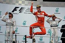 Sebastian Vettels letzter Ferrari-Start: Seine Top-3-Momente