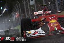 Games - Video: F1 2015: Neuer Trailer
