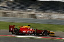 GP2 - GP2: Testfahrten Bahrain - Tag 2