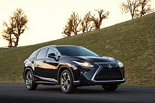Auto - Weltpremiere des neuen Lexus RX