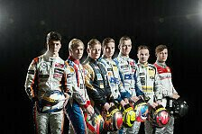 Motorsport - Vorgestellt: Die Förderkandidaten der DPSA
